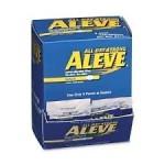 Aleve Dispenser Box 25ct