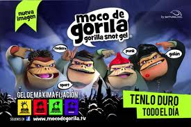 Moco De Gorila Promotion