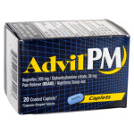 Advil PM Caplets 20 ct