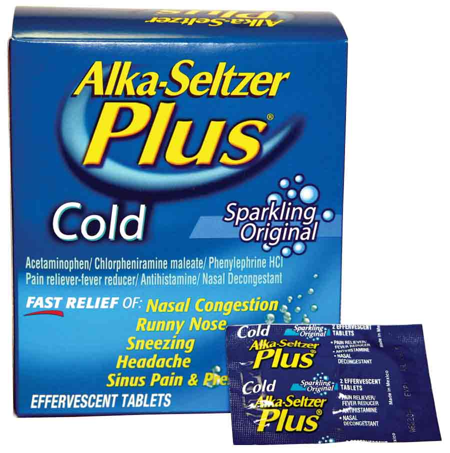 alkaseltzer plus yahya trading corporation