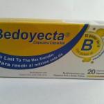 Bedoyecta Capsules 20 Count